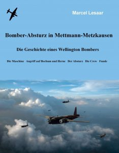 Cover Bomber-Absturz in Mettmann-Metzkausen