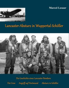 Cover Lancaster-Absturz in Wuppertal-Schöller