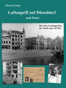 """Cover des Buches """"Luftangriff auf Düsseldorf und Neuss"""""""